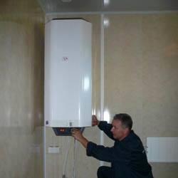 Установка водонагревателя в Волгограде. Монтаж и замена бойлера г.Волгоград.