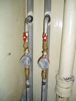 Замена стояков горячей и холодной воды в Волгограде, монтаж стояков водоснабжения